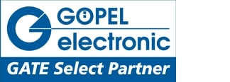 Peak Software - Goepel Electronic GATE Partner Logo