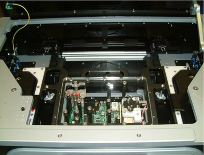 Peak Software - Automotive Solutions - Drawer based Test System internal